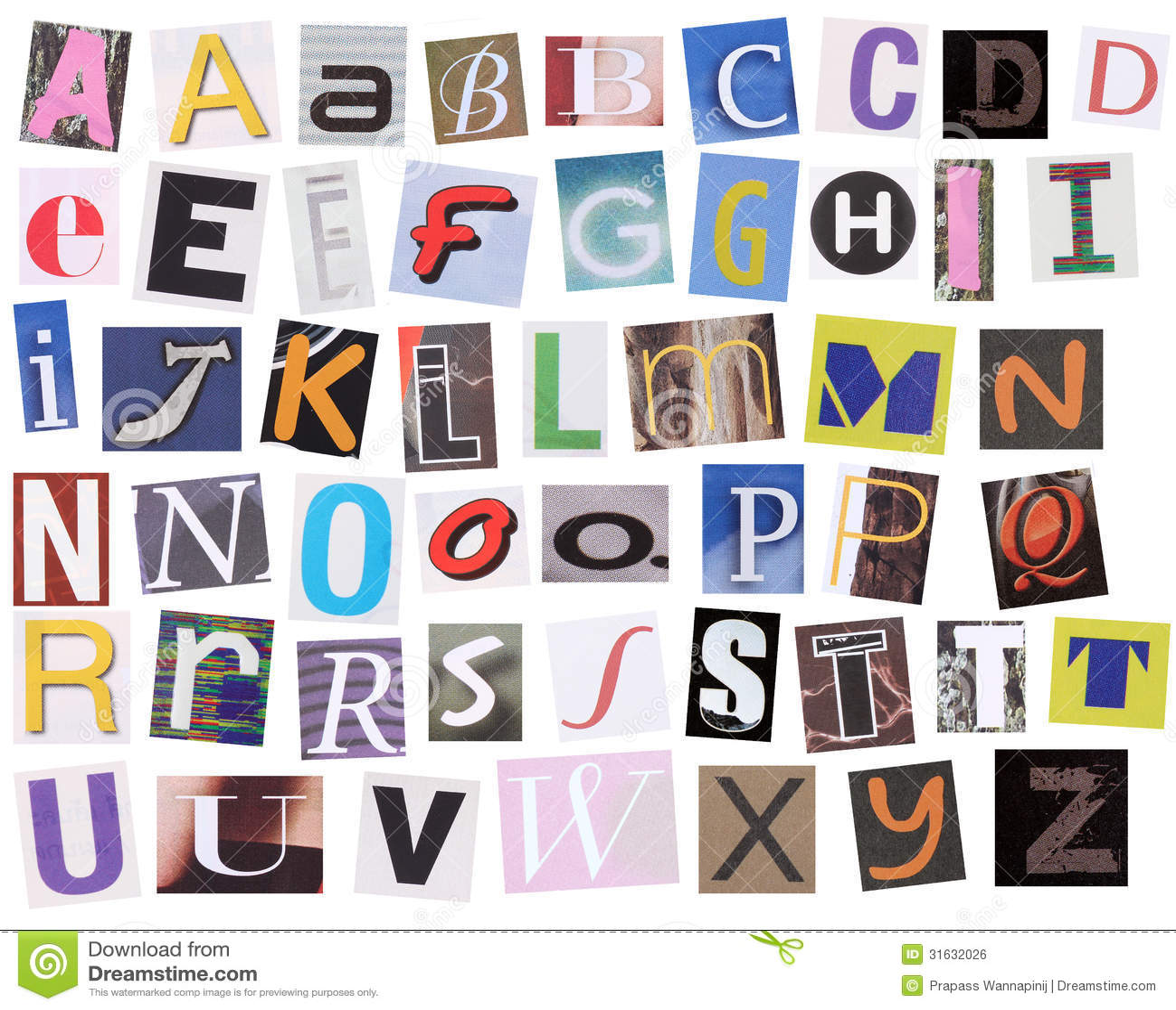 Magazine word background stock photography image 12291482 - English Alphabet Cut From Magazine Royalty Free Stock Image
