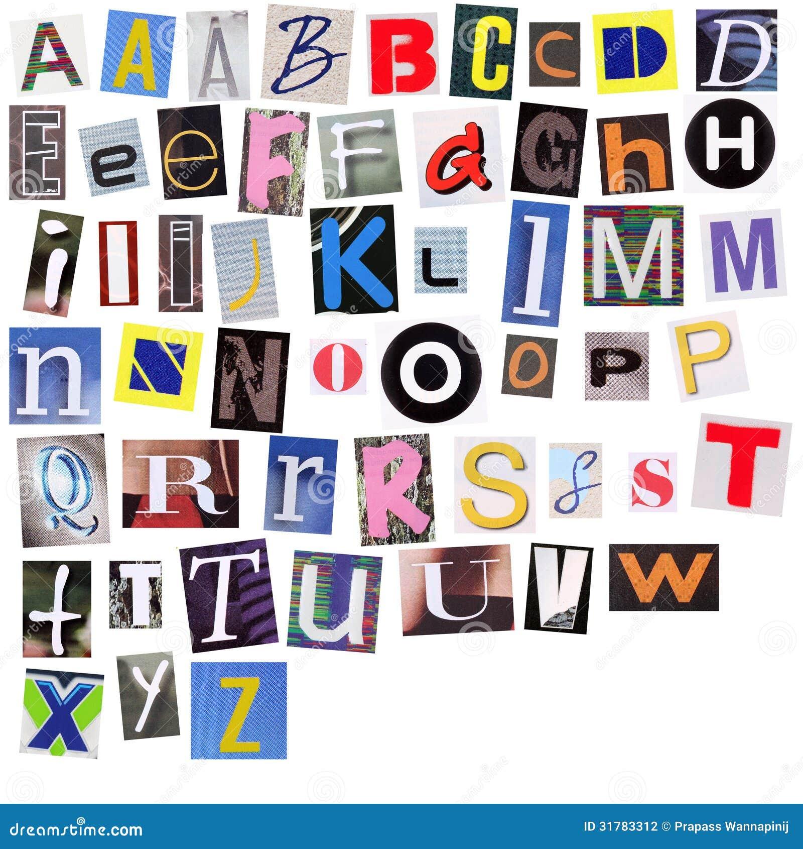 magazine font