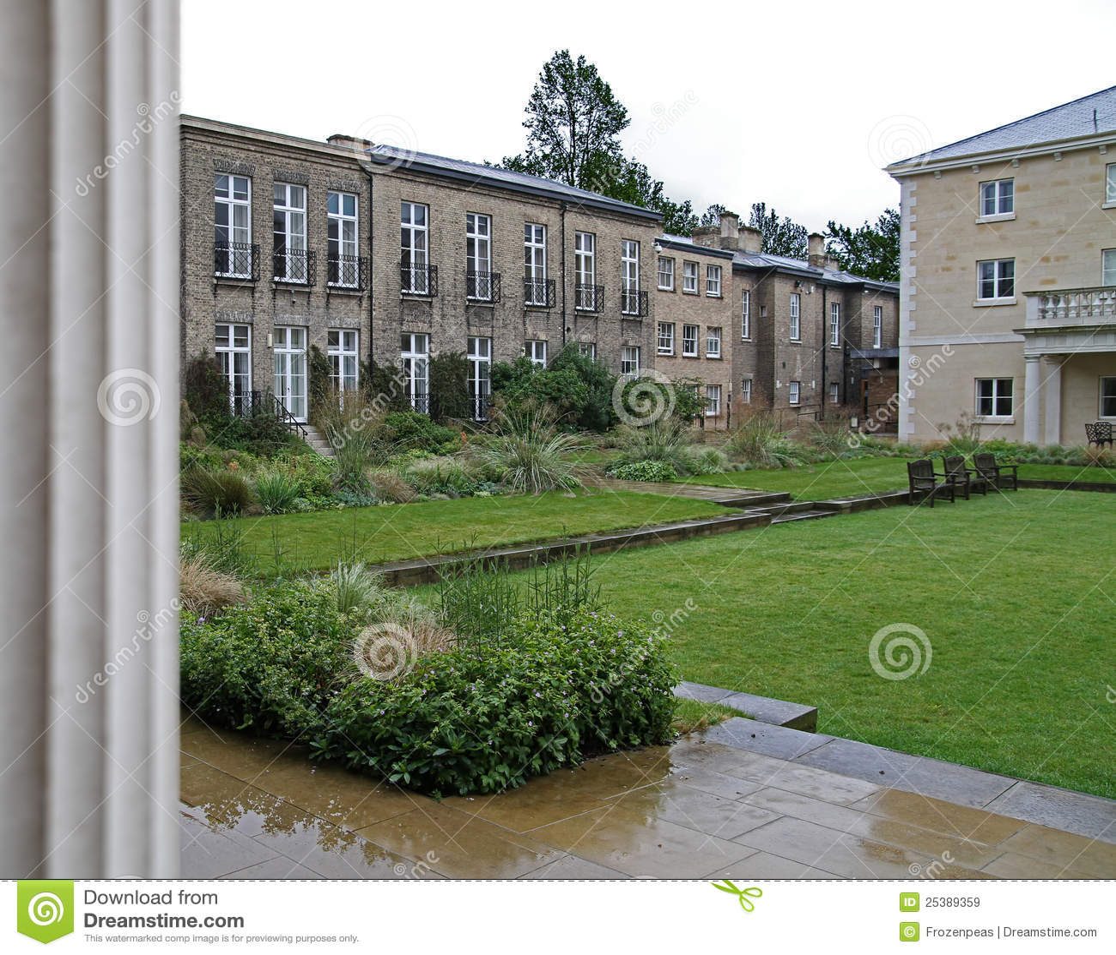 English Architecture Royalty Free Stock Images - Image: 25389359