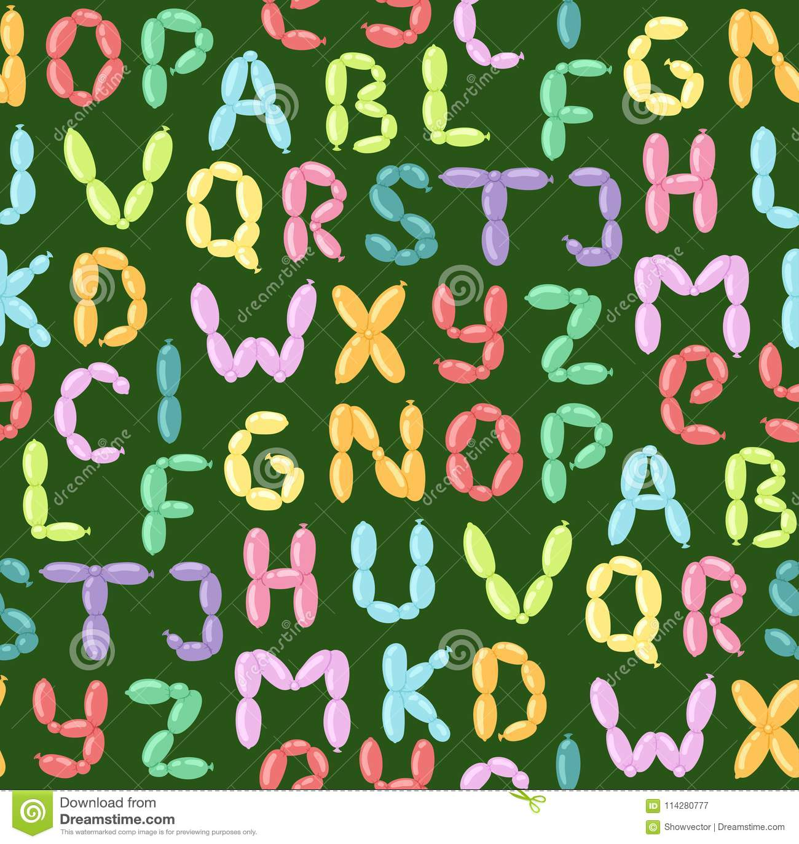 English balloon colorful alphabet vector holidays party abc and download english balloon colorful alphabet vector holidays party abc and education ozone type greeting helium cartoon m4hsunfo
