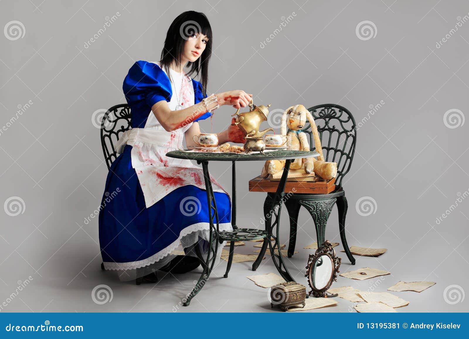 Download English breakfast stock image. Image of clock, fantasy - 13195381
