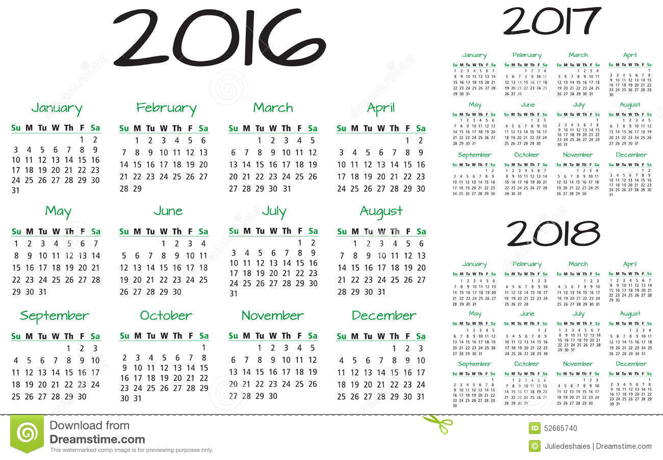 Download HD images of calendar 365 2017 for Computer Screen.