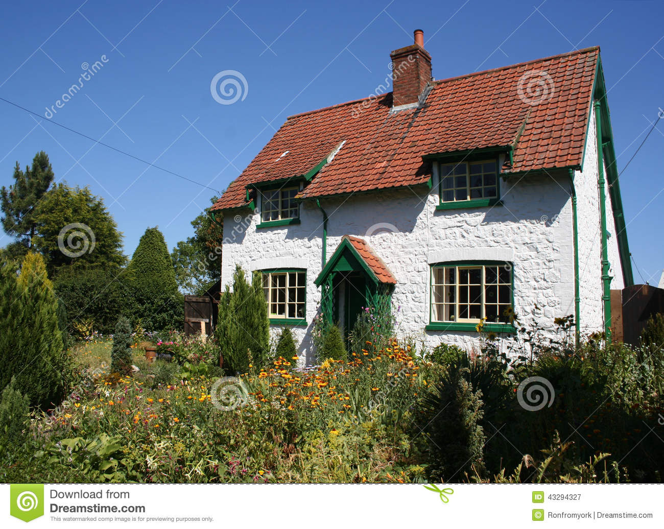 English Country Cottage Plans