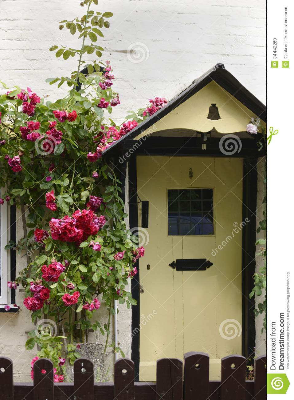 English country cottage avebury england stock photo image of home house 34442260 for Country cottage exterior doors
