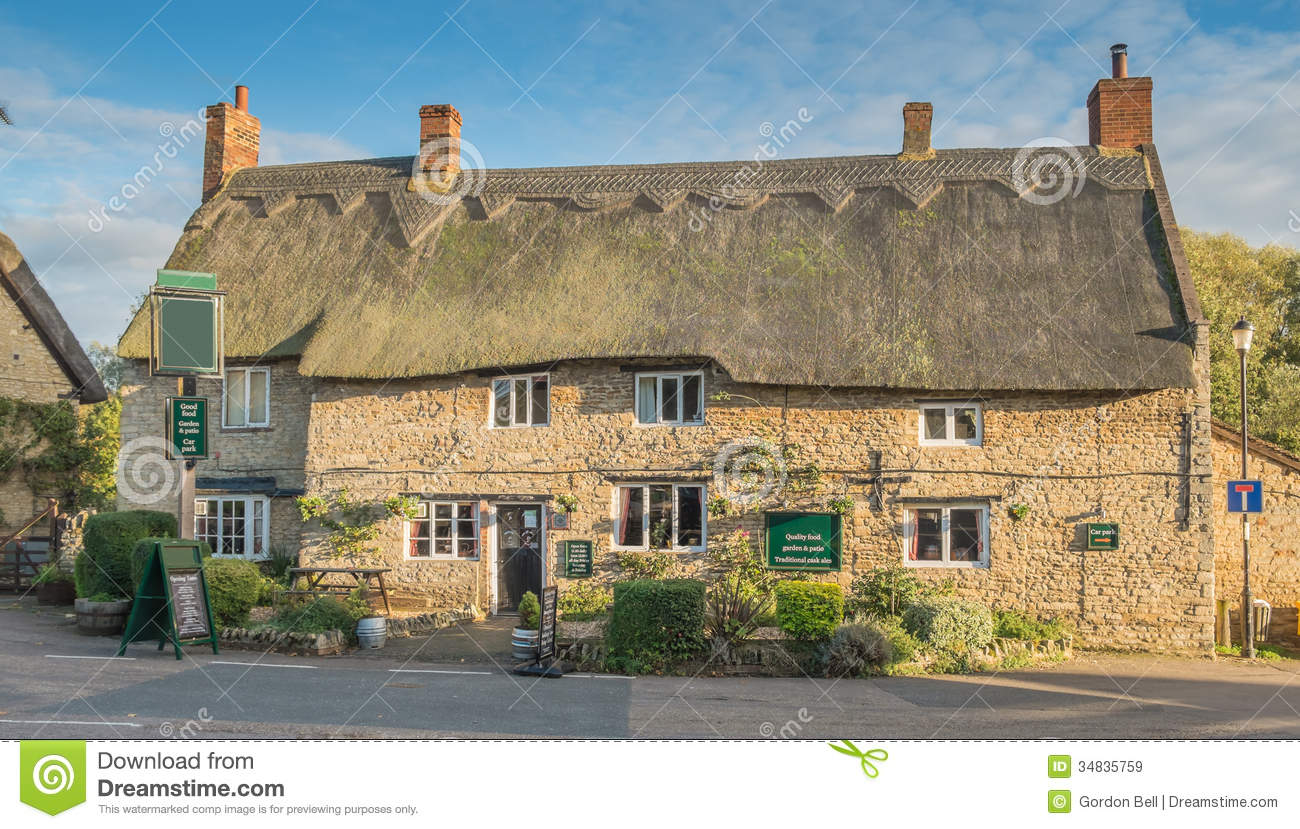 English Country Pub Royalty Free Stock Images Image