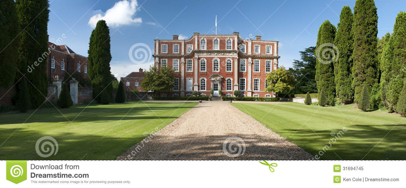Newport Pagnell United Kingdom  City pictures : country estate, Chicheley Hall, Newport Pagnell, United Kingdom ...