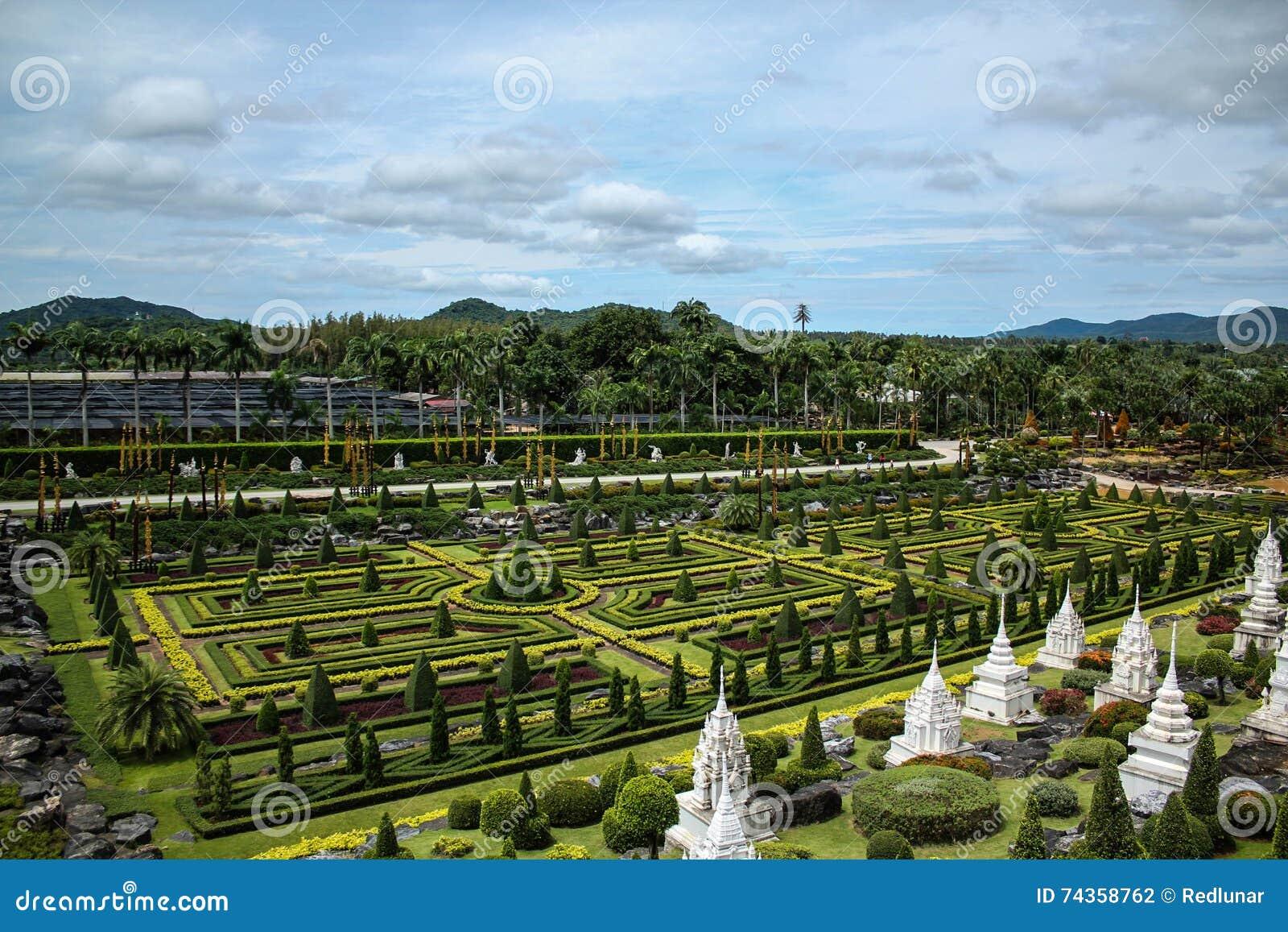 English Garden Style Stock Photo Image Of Design Landscape