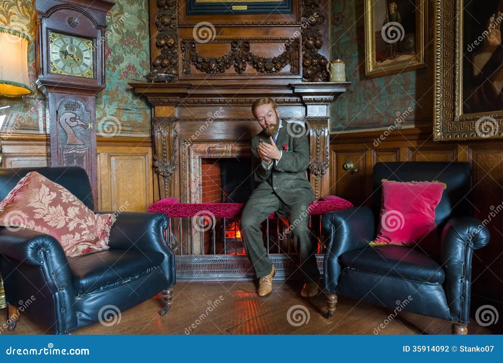 English Gentleman Editorial Photography Image Of