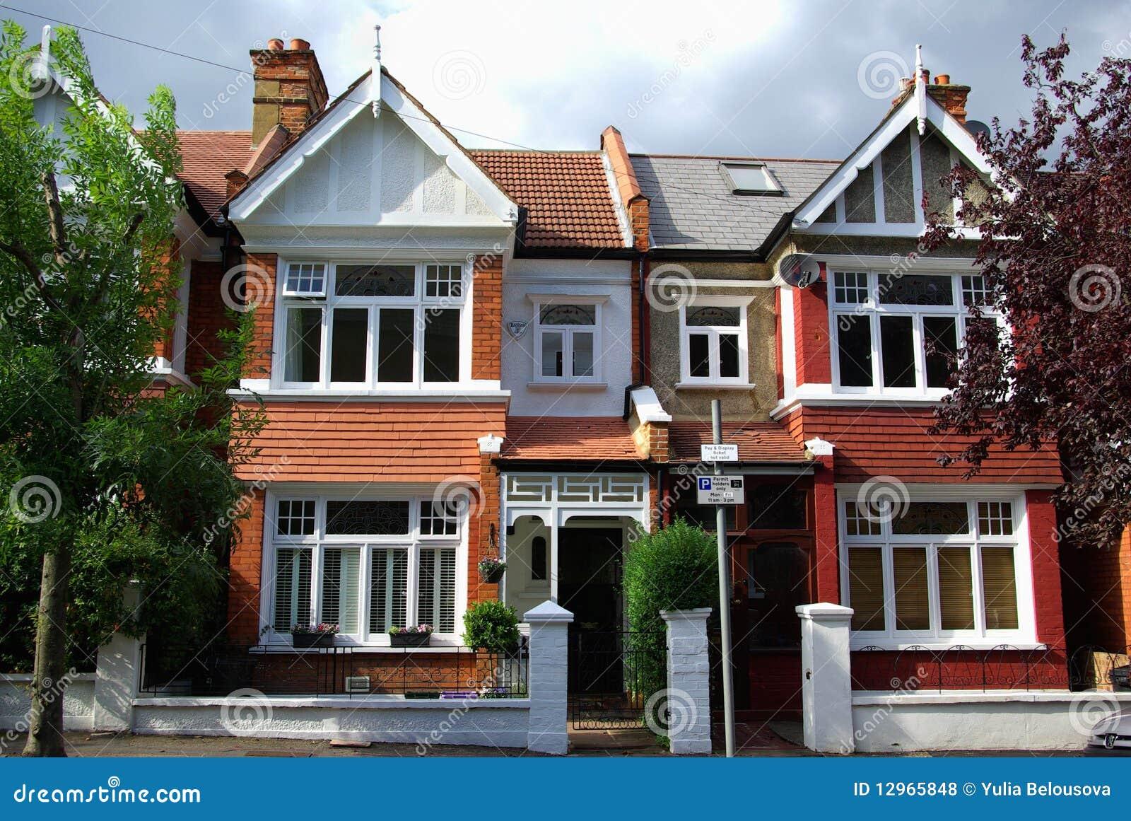 English Tudor House Plans English Houses Stock Photo Image Of Europe Community