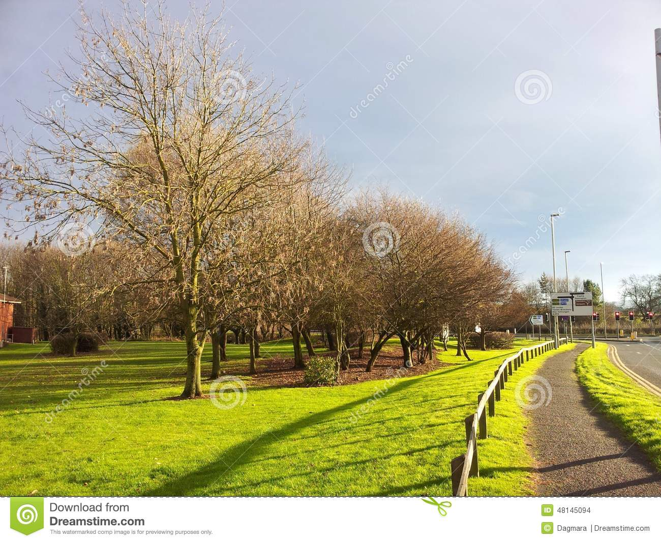 English landscape stock photo image 48145094 for British landscape architects