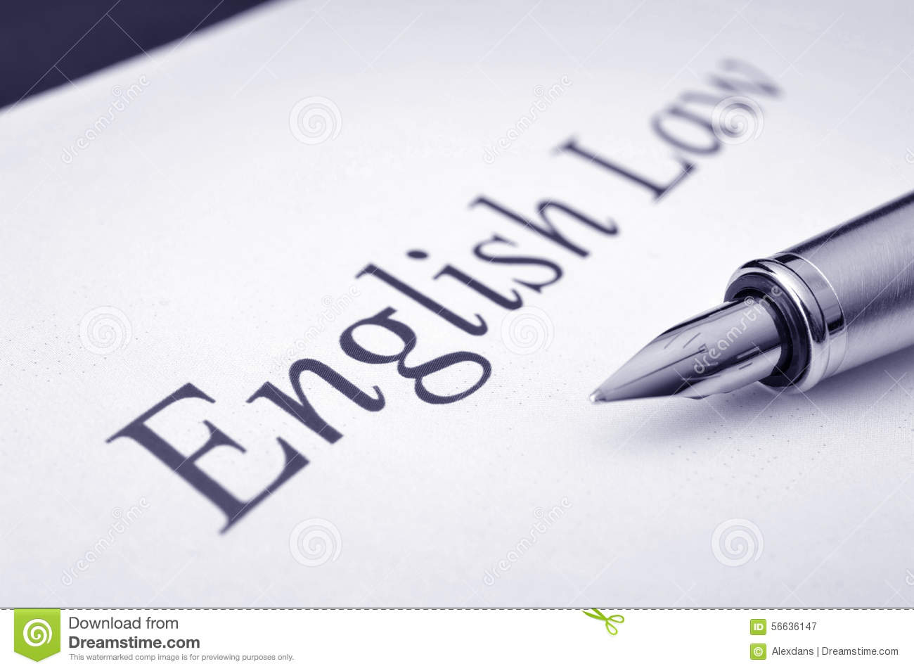 Dating documents english law