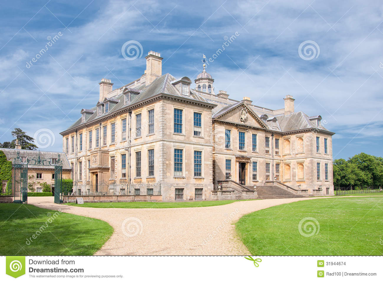 English Country House Plans