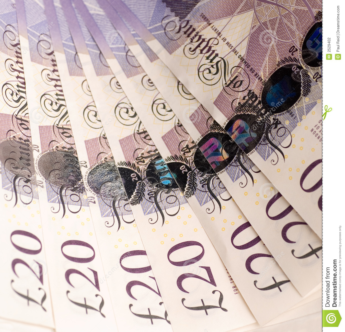 English Money Stock Photography - Image: 2529402