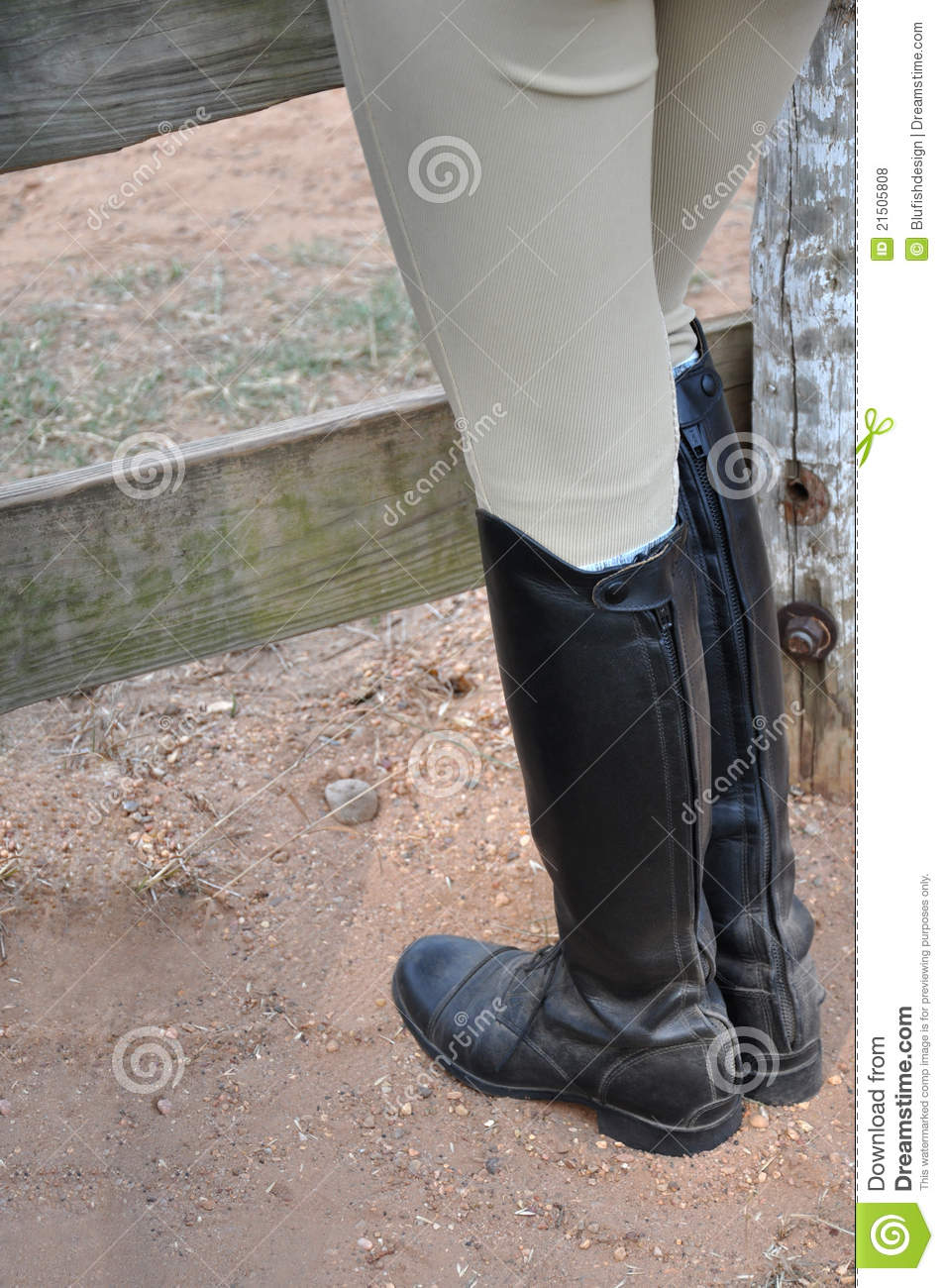 Credit Cards For Fair Credit >> English Riding Boots Royalty Free Stock Photos - Image: 21505808