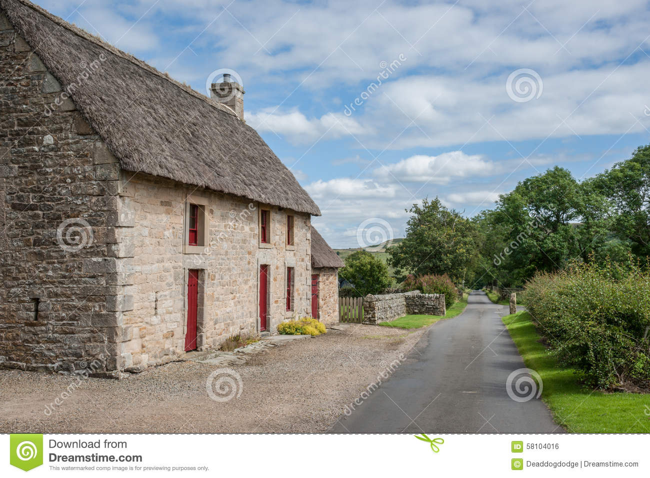 english stone cottage - photo #29