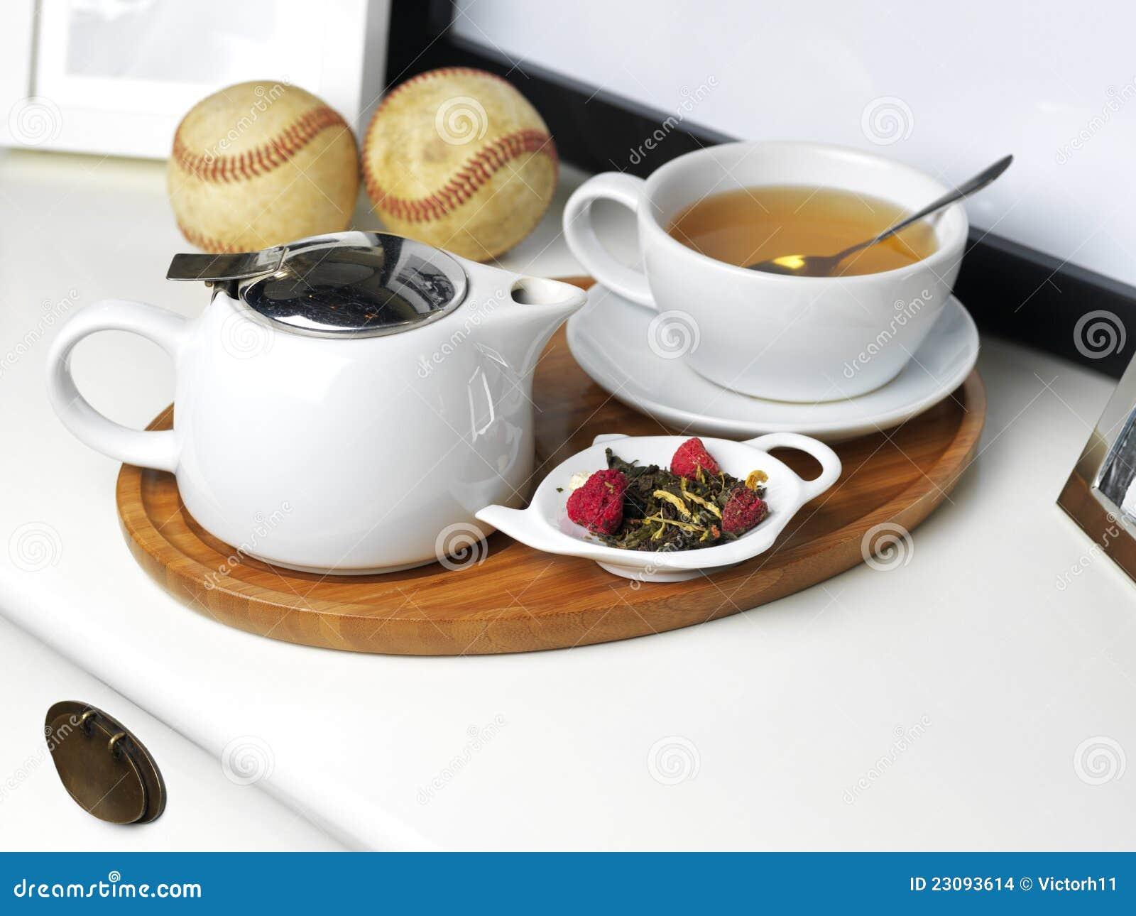 english tea time stock images image 23093614. Black Bedroom Furniture Sets. Home Design Ideas