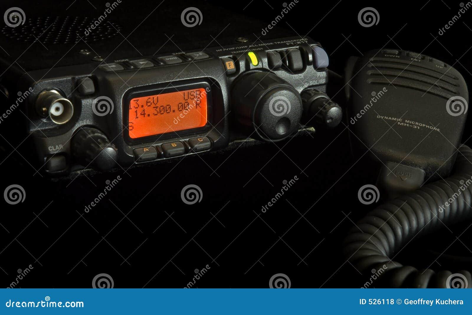 Engrenagem de rádio amadora