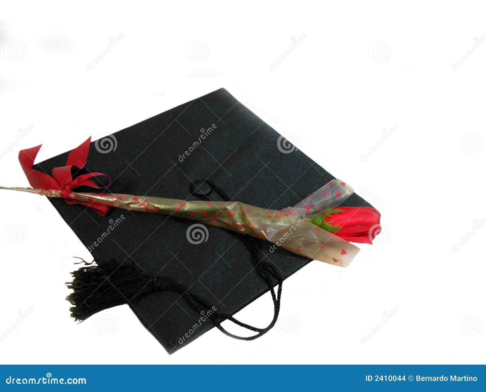 Enig nam graduatie toe