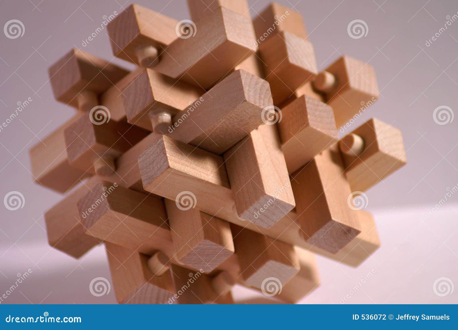 Enigma de madeira de Childs