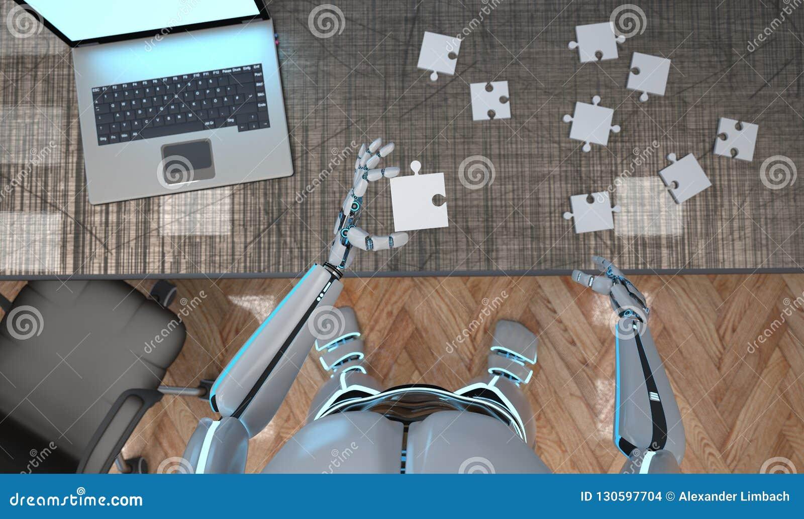 Enigma do robô