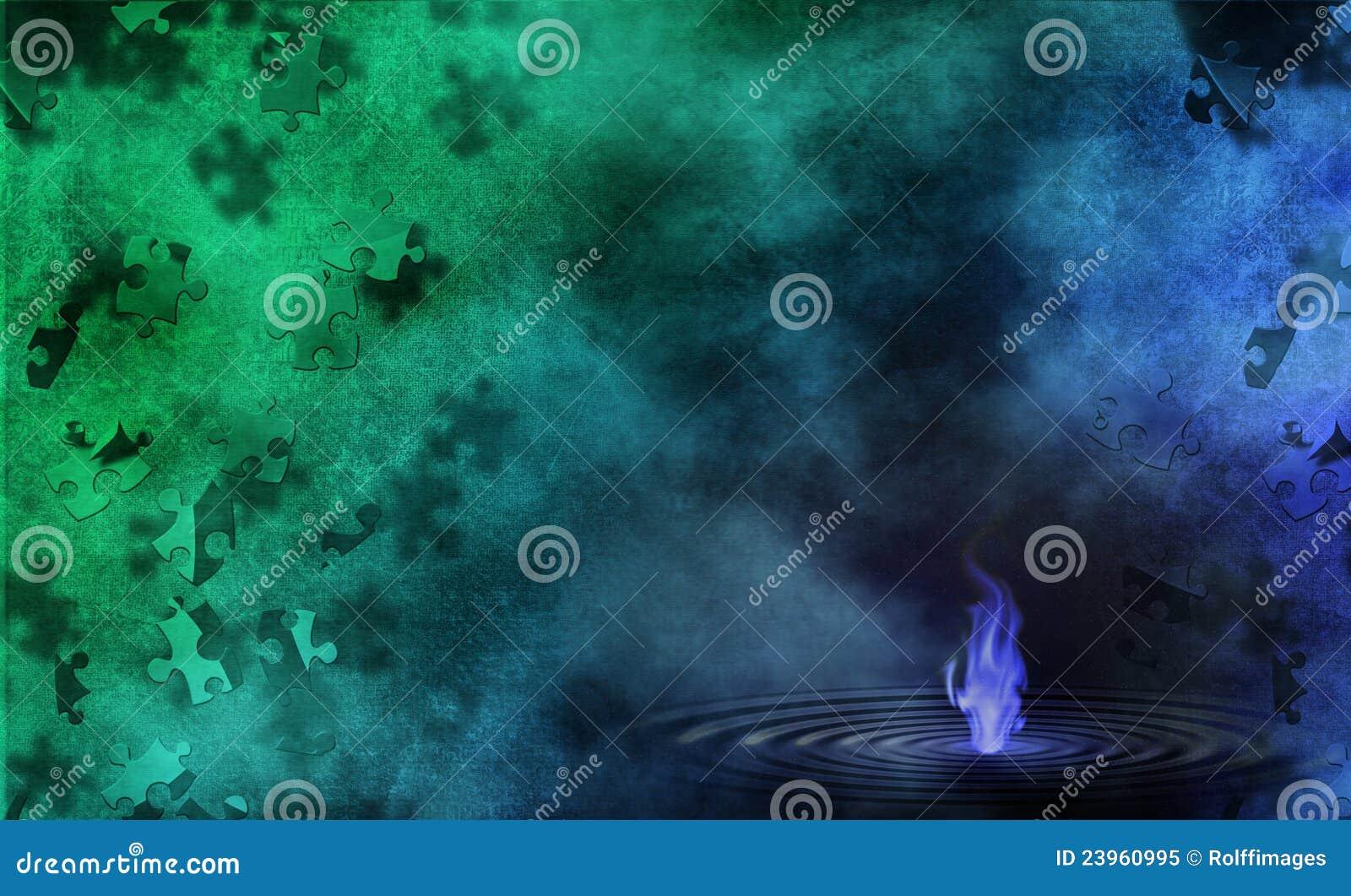 Enigma e flama