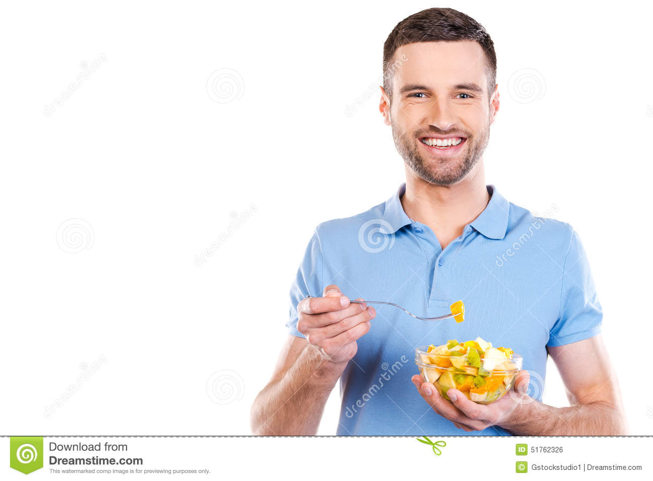 Consuming unhealhy food against healthy food