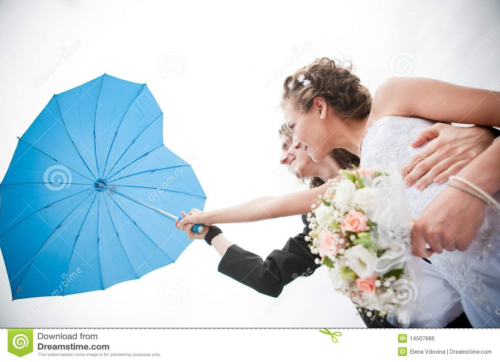 Enkel gehuwd
