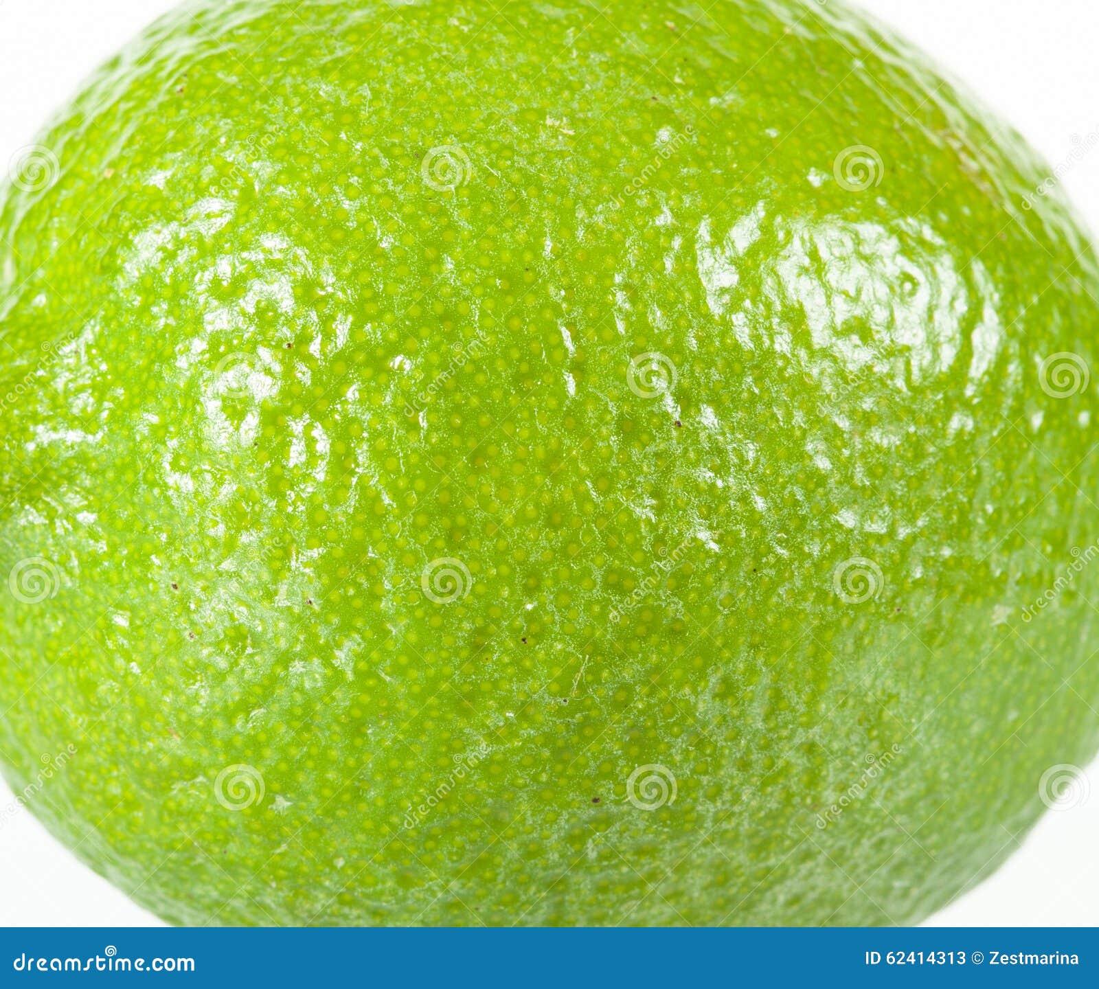 Enkel limefrukt