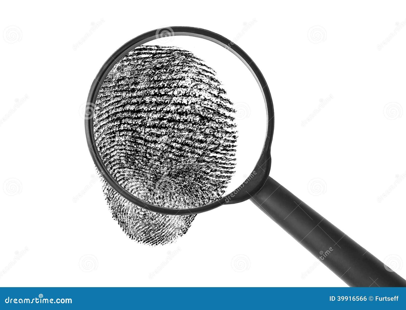 Fingerprints From Photos Of Glasses
