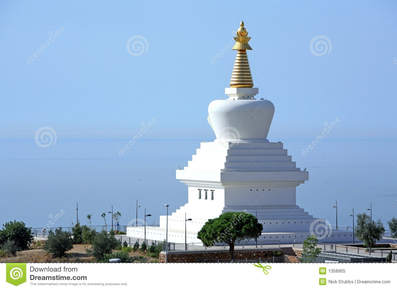 enlightenment stupa buddhist temple in spain royalty free volcano clip art png volcano clip art eruption