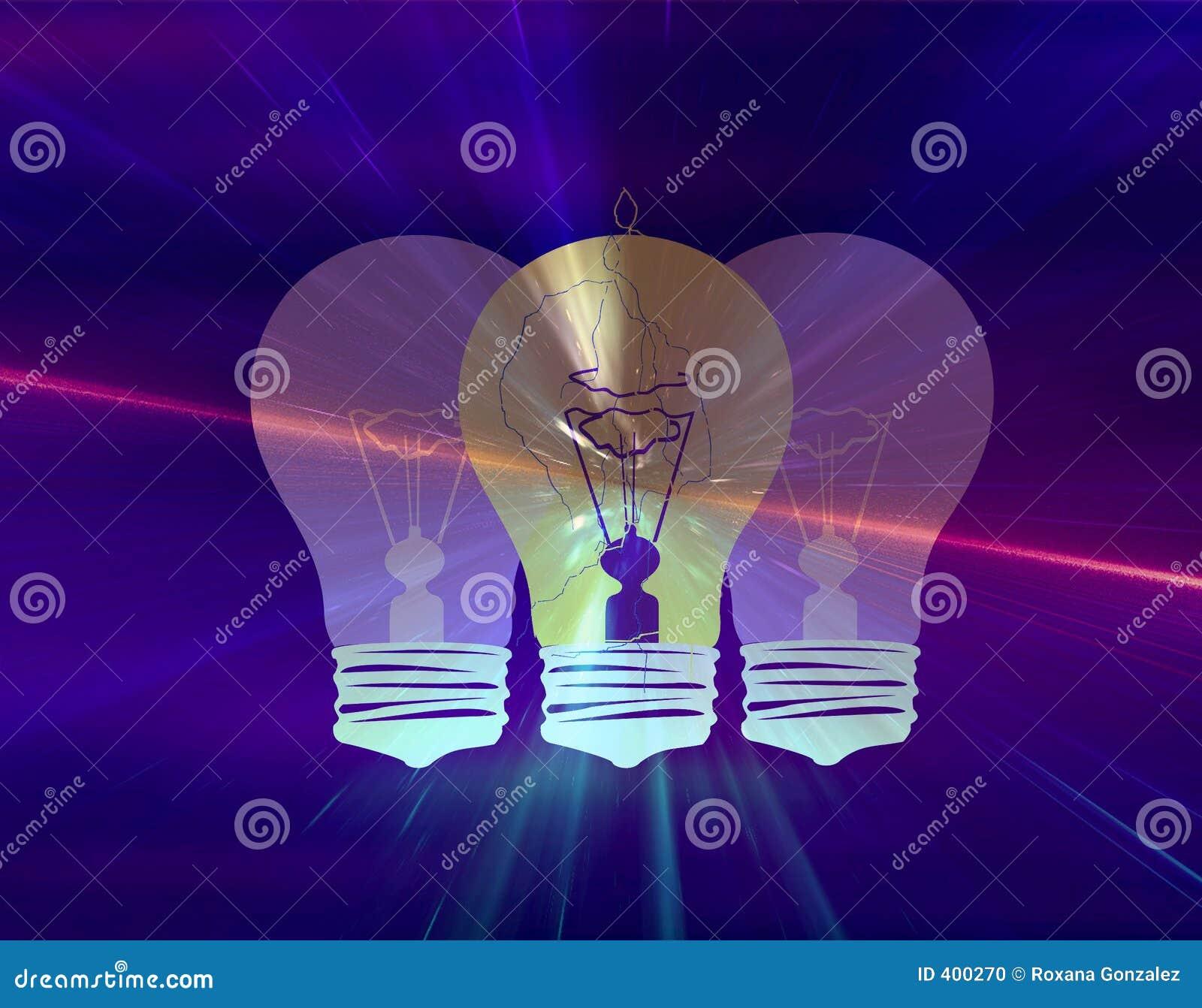 Enlightment принципиальной схемы