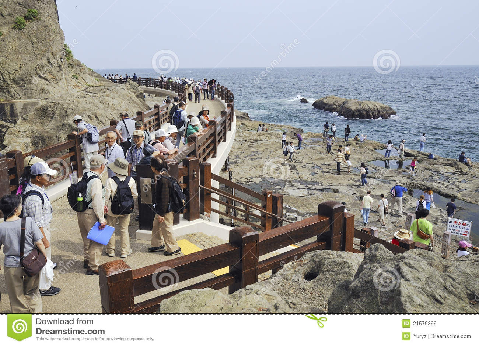 Enoshima海岛