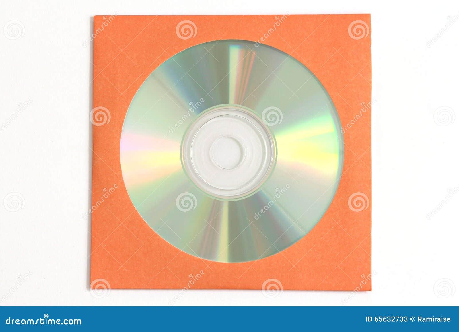 Enregistrement de données CD