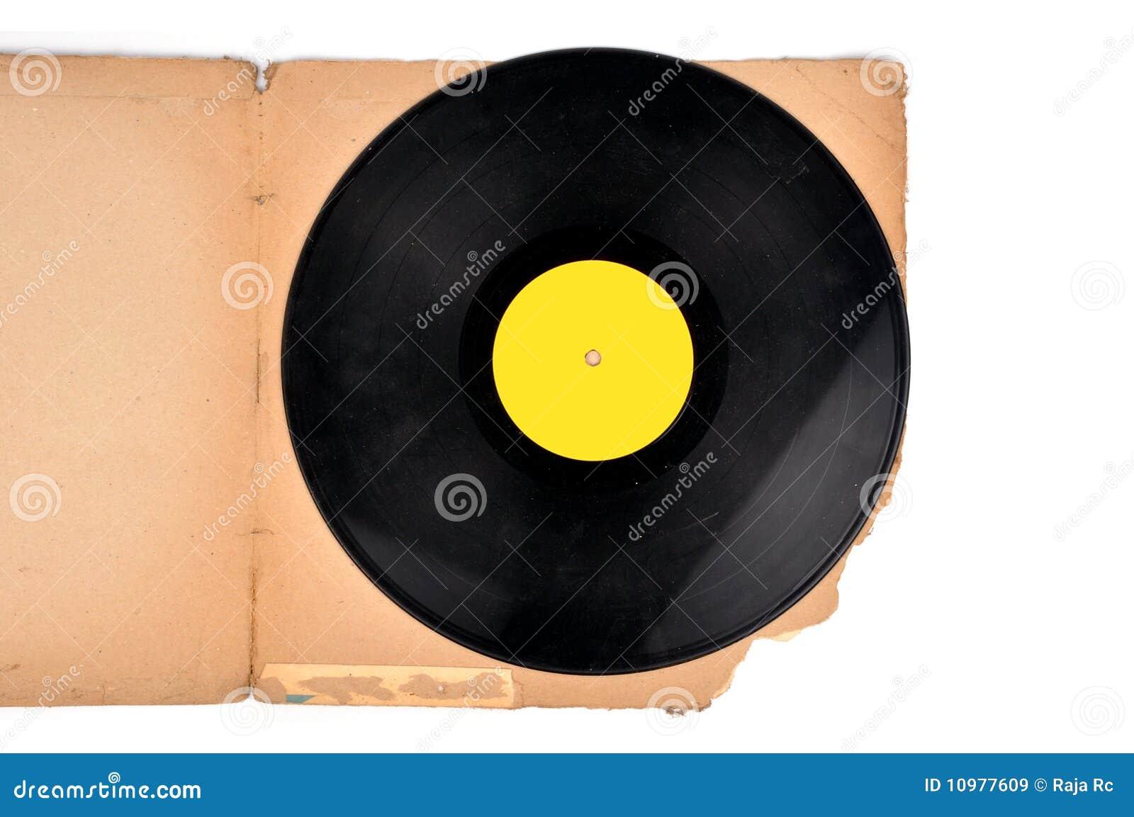 Enregistrement de vinyle