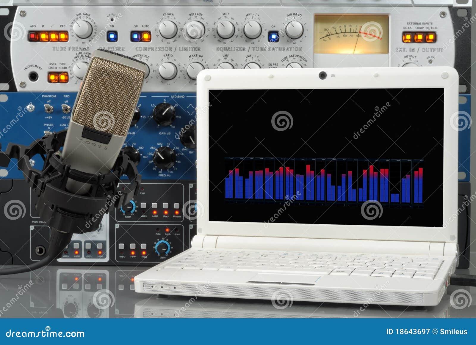 Enregistrement sonore de Digitals