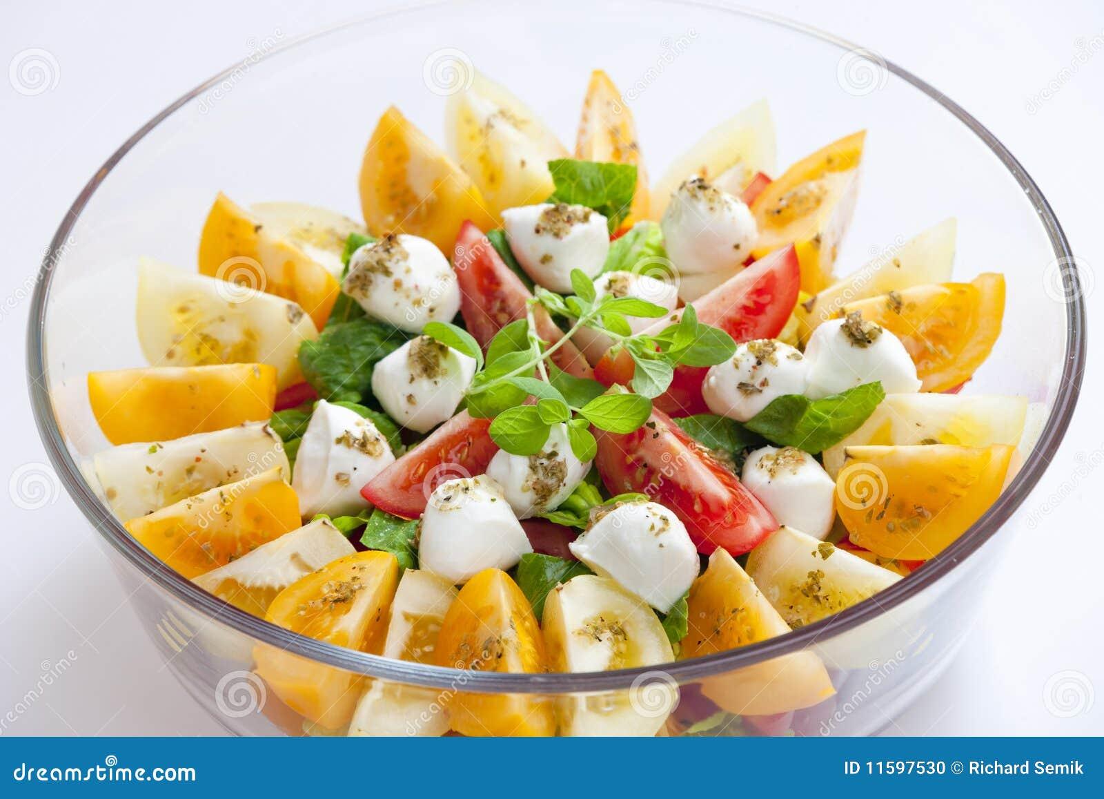 Ensalada del tomate