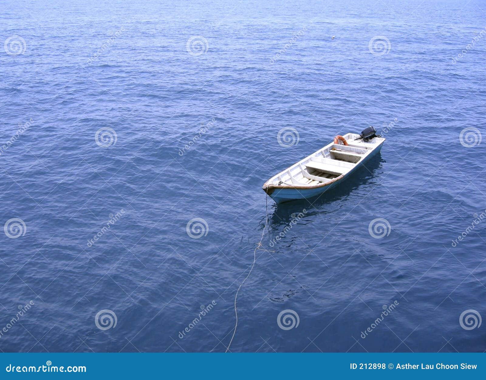 Ensam fartygeftersläckare