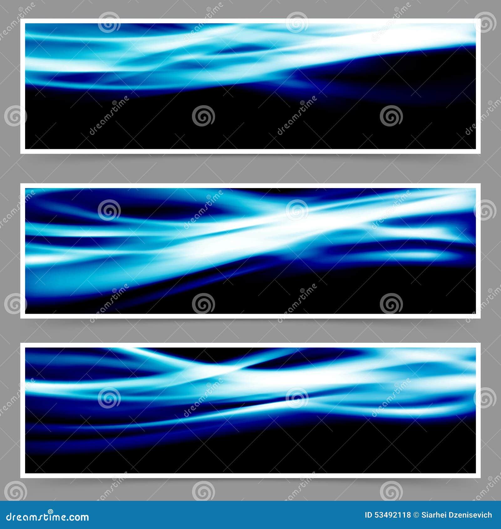 ensemble bleu d 39 en t te de vague de bruissement de vitesse d 39 nergie illustration de vecteur. Black Bedroom Furniture Sets. Home Design Ideas
