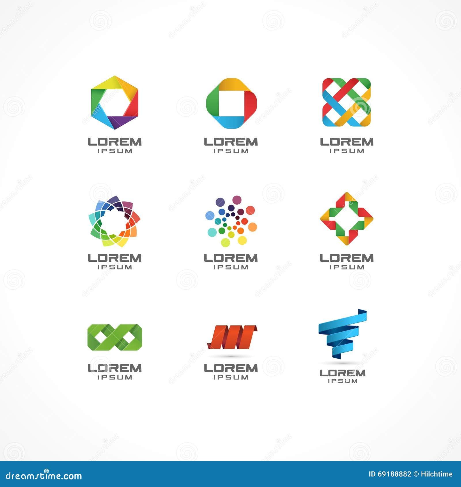 Souvent Logo d'Internet illustration de vecteur. Image du artistique  KX32