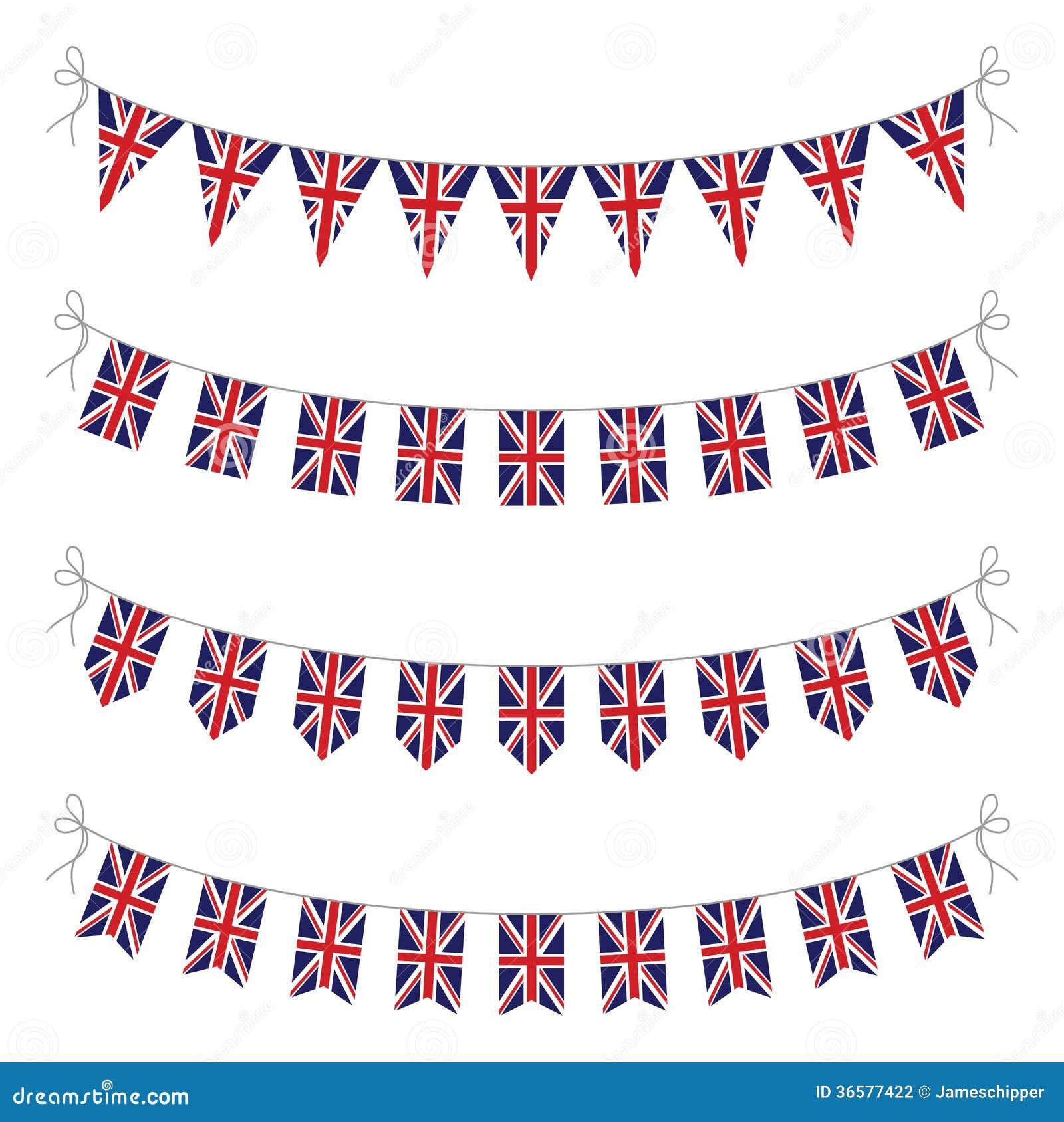 Ensemble d étamine britannique