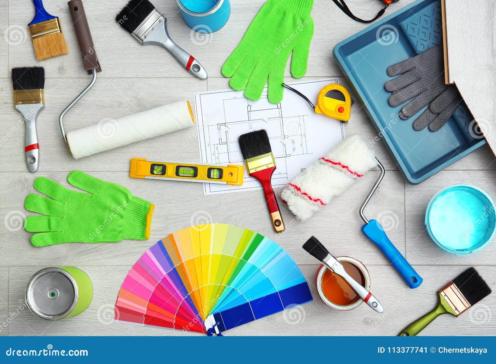 Ensemble d outils du ` s de décorateur