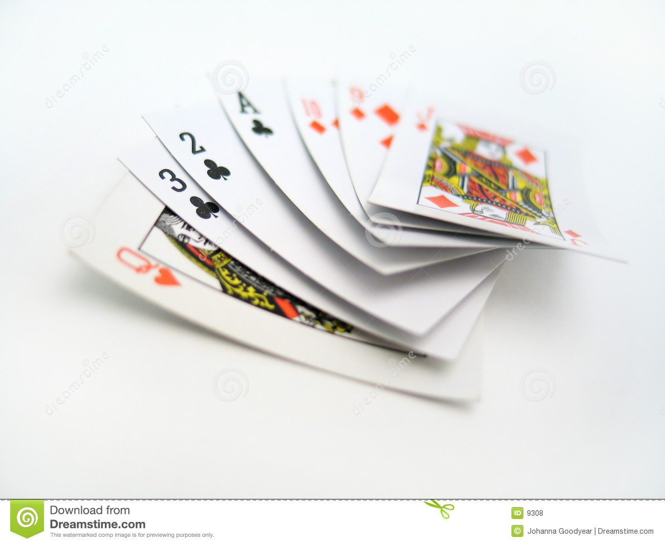 Ensemble de cartes