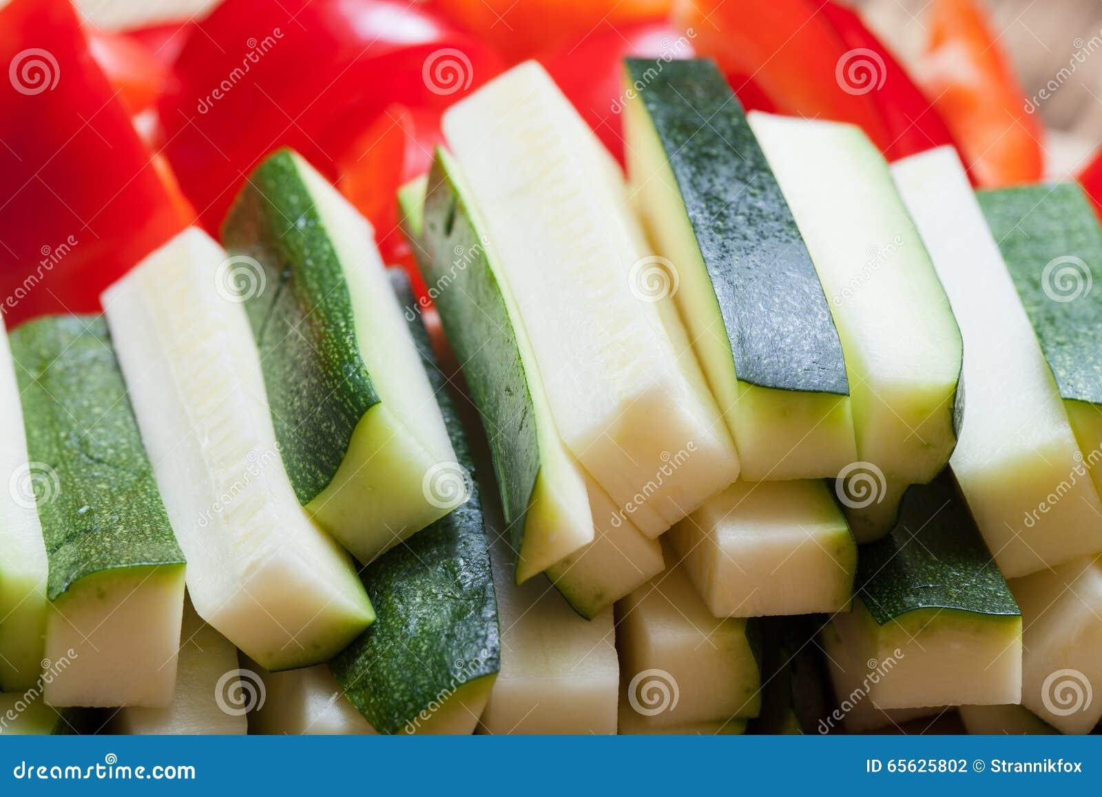 Ensemble de légumes Foyer sélectif