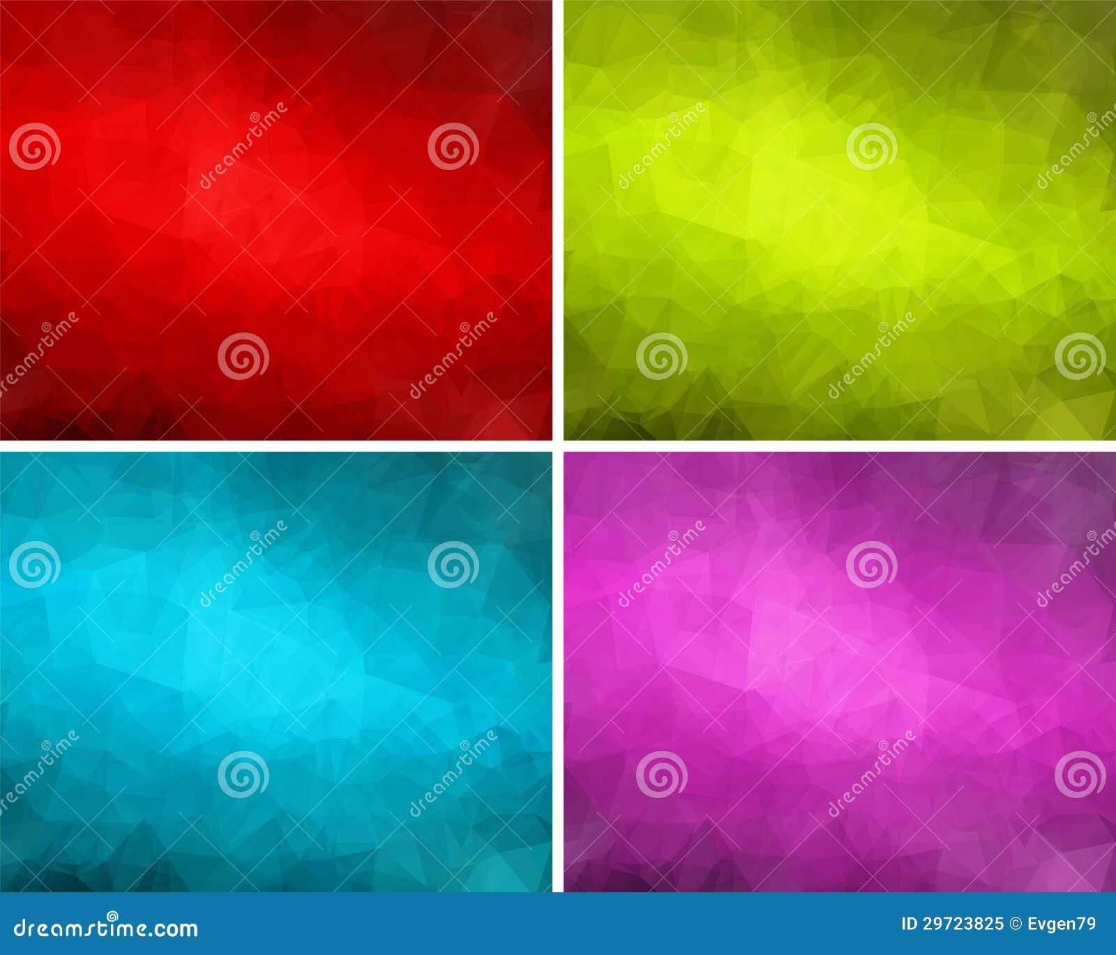 Un ensemble de milieux polygonaux 3