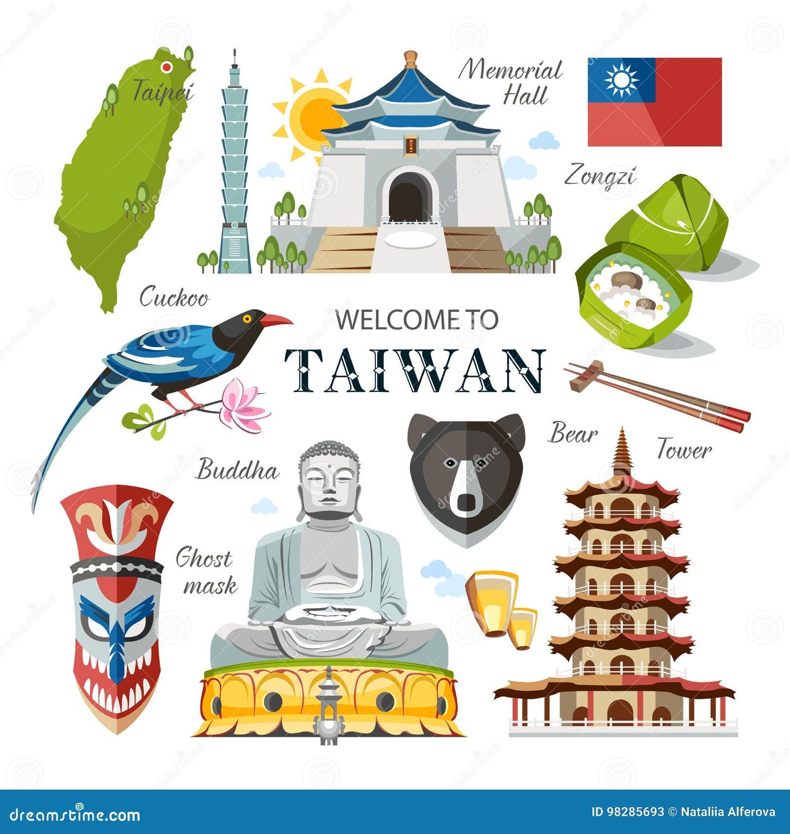 Ensemble de Taïwan