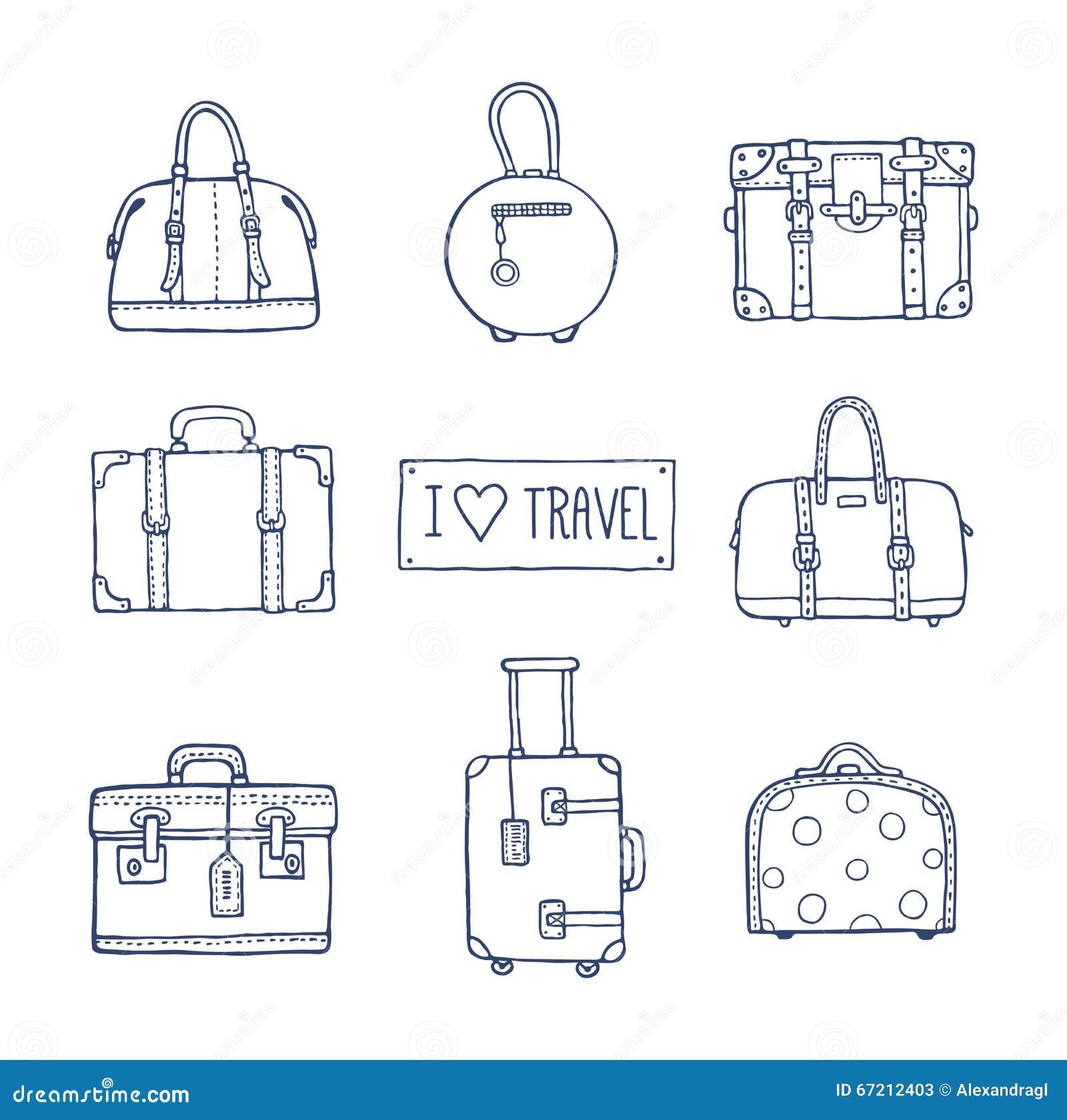 Bagages et sacs de voyage - Vintage Etsy FR