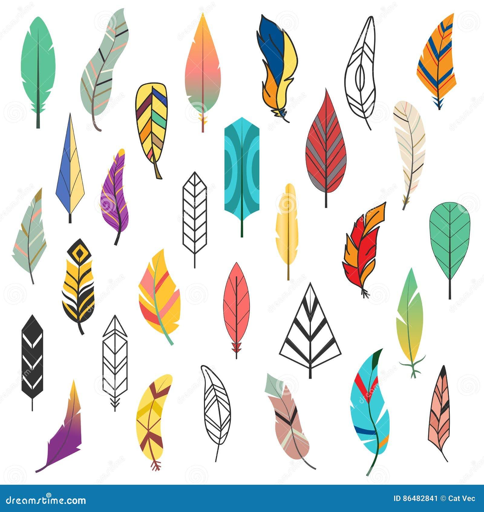 Plume d indien dessin galerie tatouage - Signification des plumes d oiseaux ...