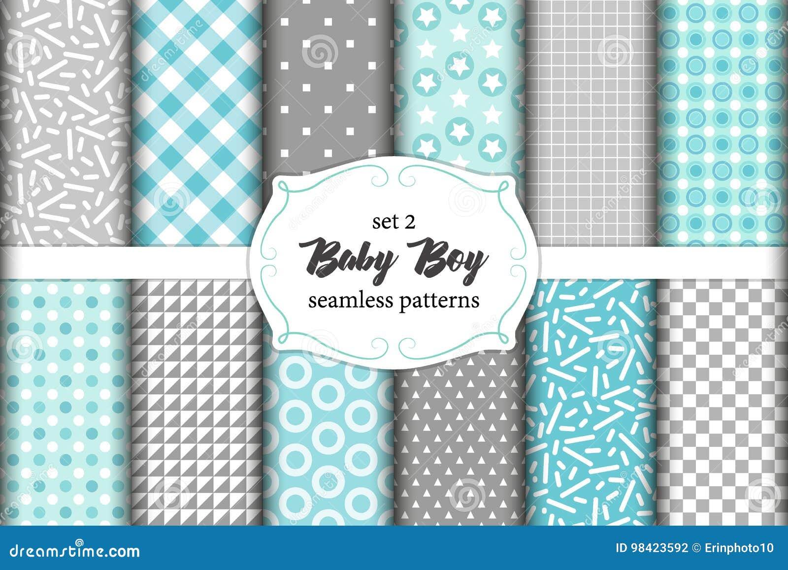 879b3eb423a16 Ensemble mignon de modèles sans couture de bébé garçon scandinave avec des  textures de tissu