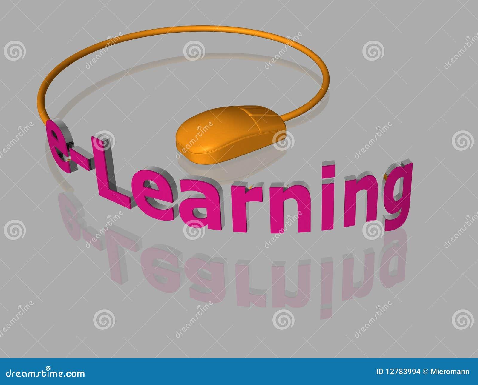 Ensino electrónico - 3D
