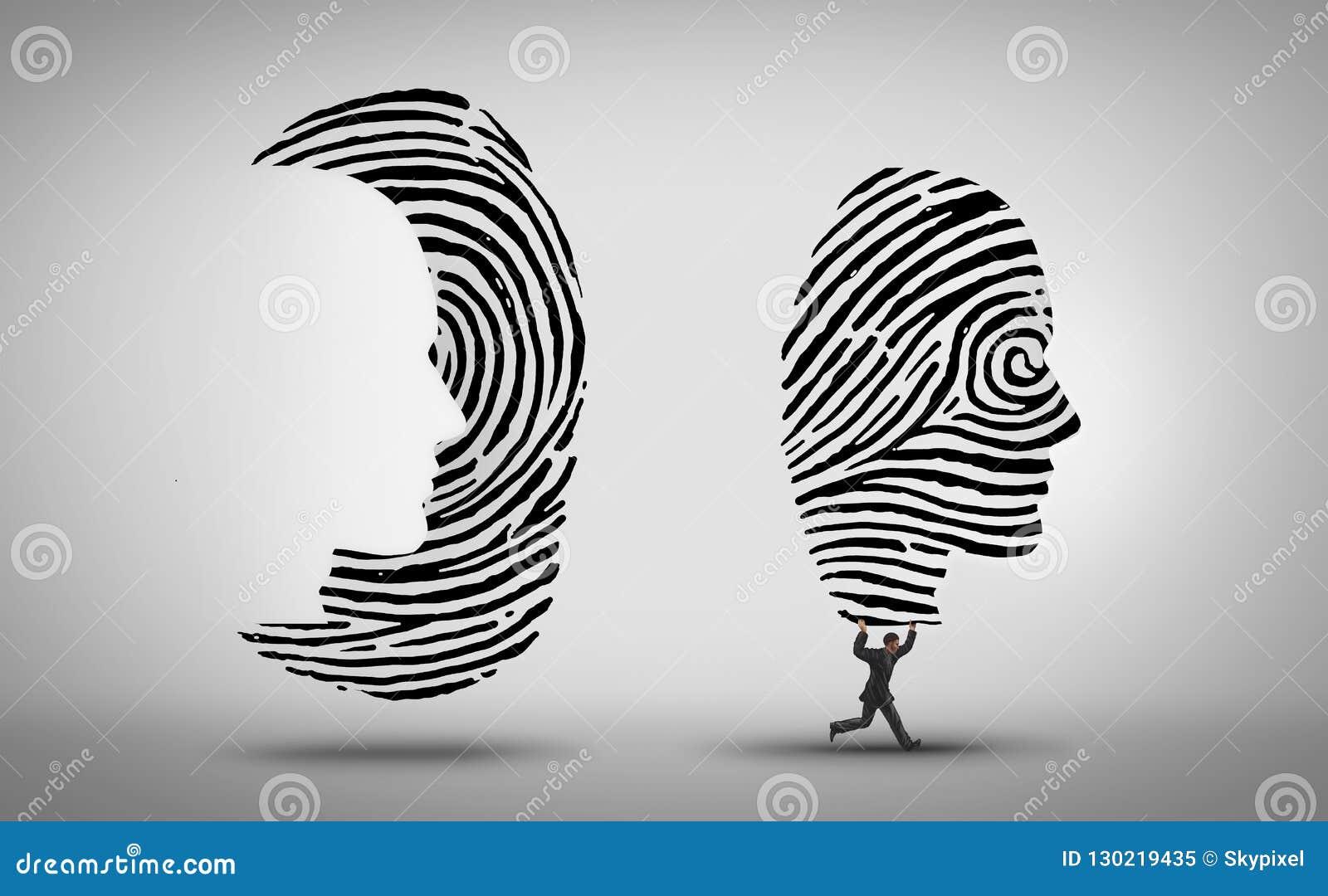 Entailler d identité